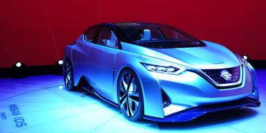 Auch Nissan bringt Brennstoffzellenautos