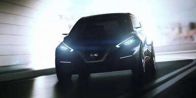 Wird das der nächste Nissan Micra?