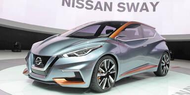 So kommt der nächste Nissan Micra