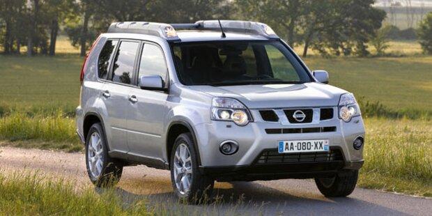 Nissan bringt den X-Trail i-Way