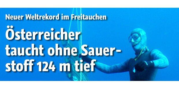 3 Weltrekorde durch Österreicher