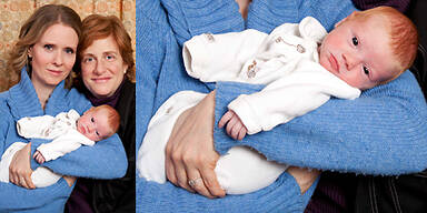 Cynthia Nixon zeigt uns ihren süßen Max