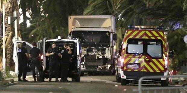 Nizza-Attentäter plante Anschlag seit Monaten