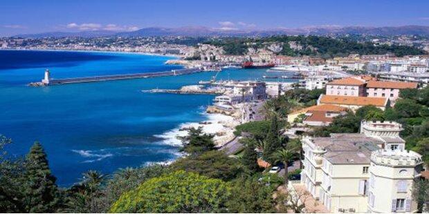 Erleben Sie Nizza und Monaco