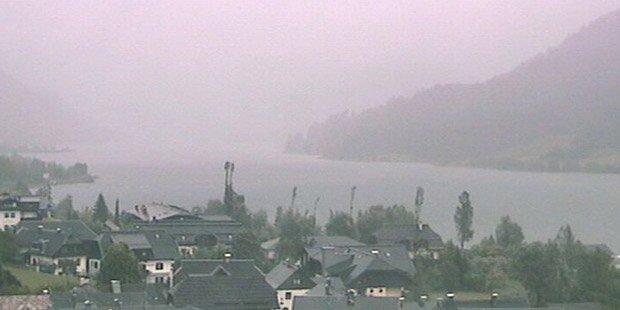 Regenwarnung für den Süden Österreichs