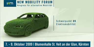 Screenshot: www.newmobilityforum.at