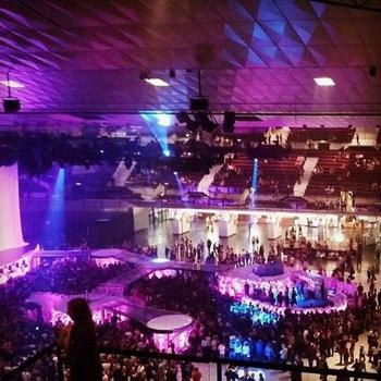 Lady Gaga in Wien 2.11.14
