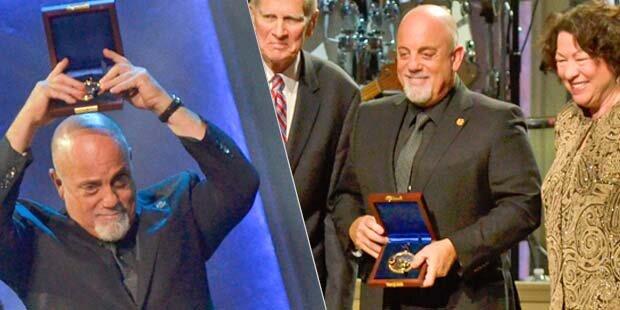 Billy Joel: Preis für sein Lebenswerk