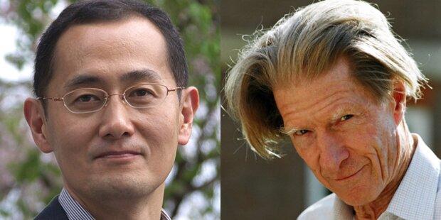 Medizin-Nobelpreis an Stammzellenforscher