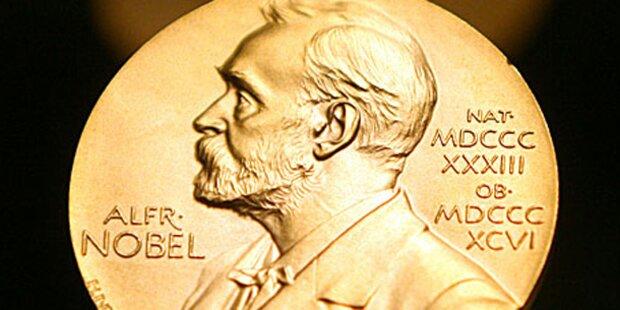 Friedensnobelpreis für eine Mio. Dollar verkauft