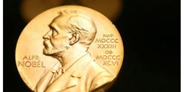 Medizin-Nobelpreis an drei Zellforscher