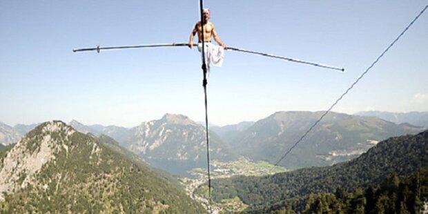 Schweizer spaziert zum Weltrekord
