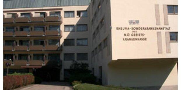Auch NÖ-Krankenkasse steht vor Pleite