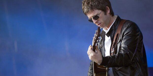 Noel Gallagher als Hit bei Frequency