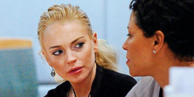 Lindsay Lohan muss wieder in den Knast
