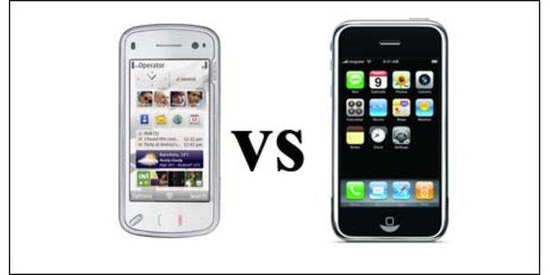 Apple fordert Importverbot für Nokia