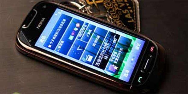 Nokia C7: Erste Fotos vom Symbian3-Handy