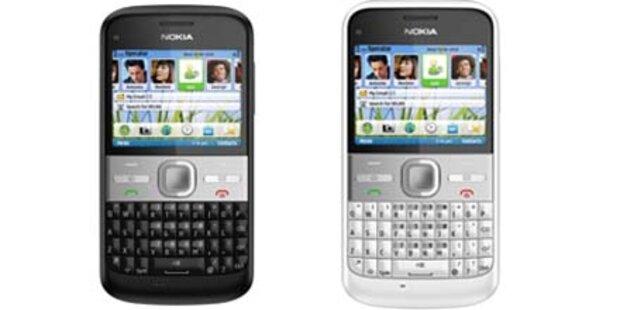 Handy-Software von Nokia und Microsoft