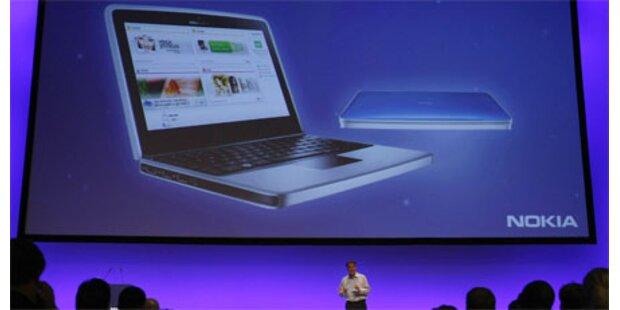 Nokia und Facebook arbeiten zusammen