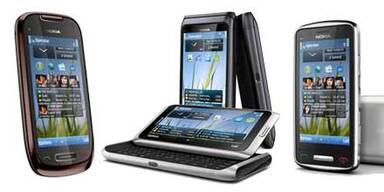 Nokia bringt neues C6, C7 und E7