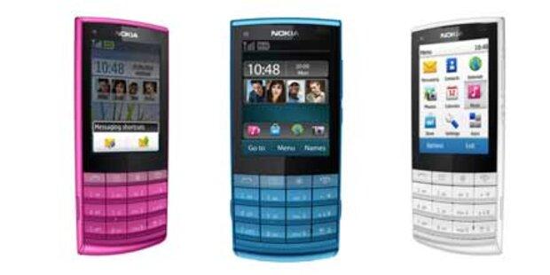 Neues Nokia X3 kommt zum Hammerpreis
