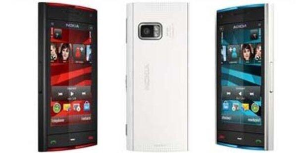 Nokia greift Apple mit neuen Handys an