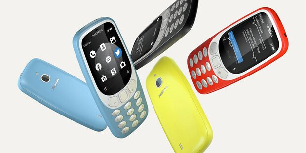 Das Nokia 3310 bekommt 3G