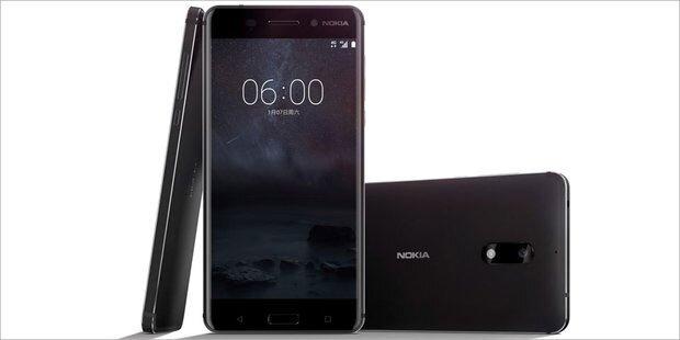Nokia 6 ab sofort in Österreich