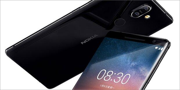 Nokia-Flaggschiff startet in Österreich