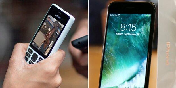 Apple und Nokia eskalieren Patentstreit