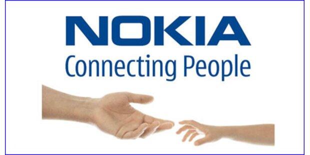 Umstrukturierung bei Nokia