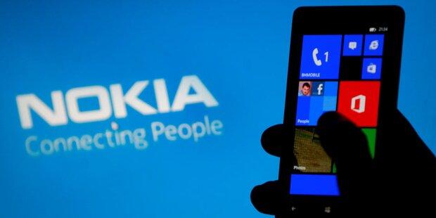 Nokia-Comeback bei Smartphones fix