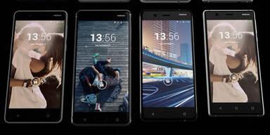 Nokia 8 greift iPhone 7 & Galaxy S8 an