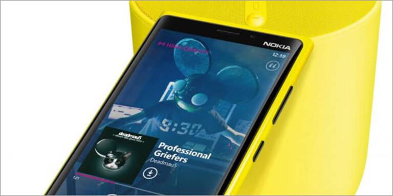 Nokia Musik+ startet jetzt in Österreich