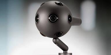 Nokia stampft seine VR-Kamera ein