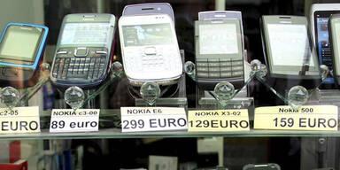 Verkaufsverbot für HTC- und Nokia-Handys