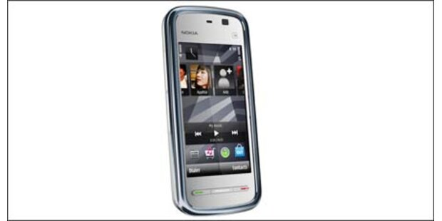 Neues Nokia-Musikhandy mit Touchscreen