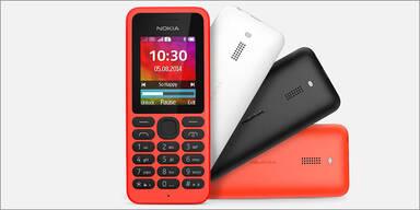 Microsoft greift mit 18-Euro-Handy an