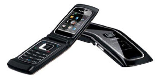 Neues Nokia-Handy mit analoger Uhr