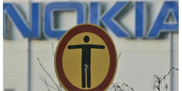 Nokia glaubt an einbrechenden Handy-Markt