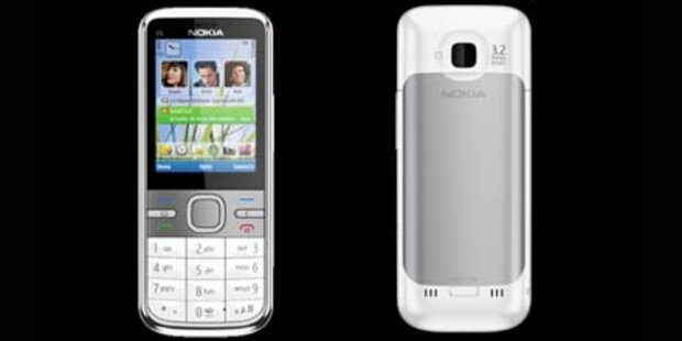 Nokia C5: Top-Smartphone zum Hammerpreis