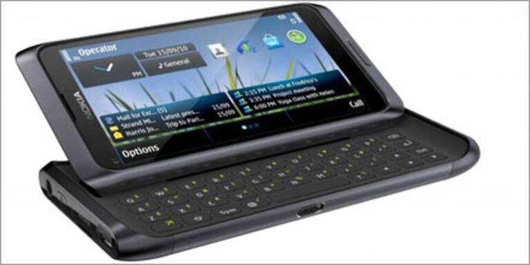 Nokia E7 startet in Österreich