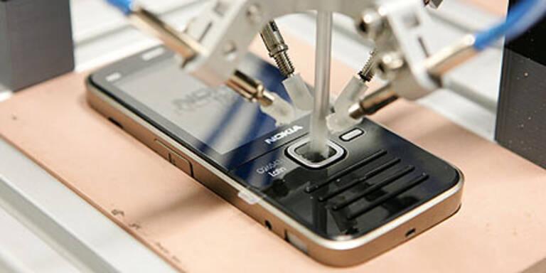 Nokia streicht 1.800 Stellen