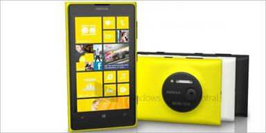 """Nokia stellt das Lumia 1020 """"EOS"""" vor"""