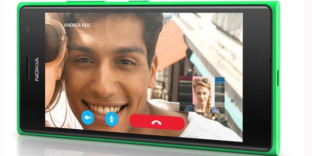 Microsoft bringt jetzt Selfie-Smartphones