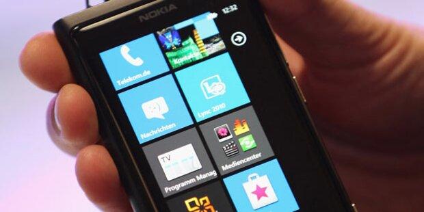 Kooperation von A1, Microsoft und Nokia