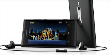 Lumia 800: Update löst Akkuprobleme