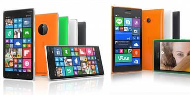 Lumia 830 und 735 ab sofort erhältlich