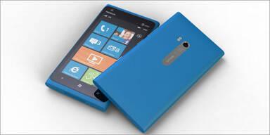 Nokia-Flaggschiff Lumia 900 floppt total