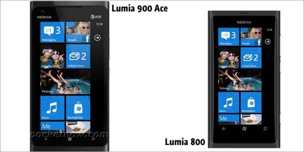 Neues WP7-Flaggschiff: Nokia